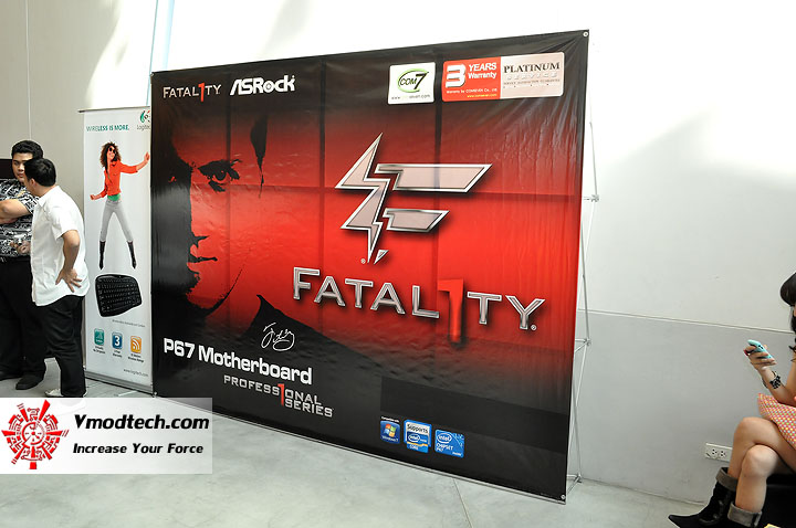 dsc 0002 บรรยากาศงาน ASROCK FATAL1TY THE ARMY OF HEAVY GAMER