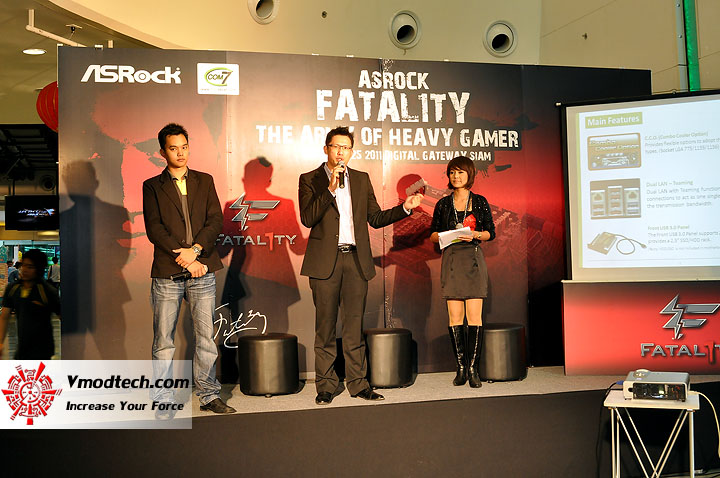 dsc 0007 บรรยากาศงาน ASROCK FATAL1TY THE ARMY OF HEAVY GAMER