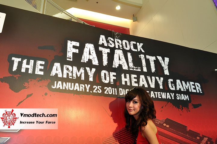dsc 0016 บรรยากาศงาน ASROCK FATAL1TY THE ARMY OF HEAVY GAMER