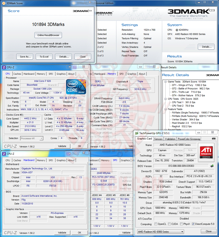 03 ov HIS AMD Radeon HD 6970 2GB GDDR5 Review