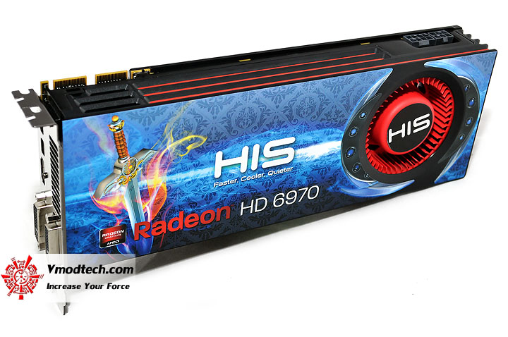 dsc 0013 HIS AMD Radeon HD 6970 2GB GDDR5 Review