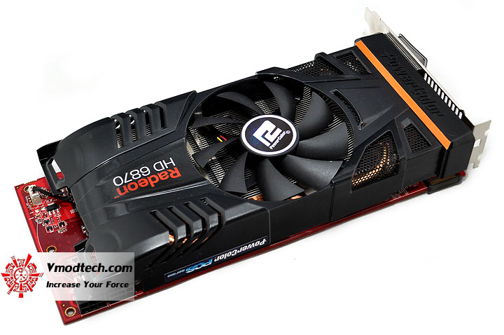 dsc 0006 PowerColor Radeon HD6870 PCS+ 1GB DDR5 Review