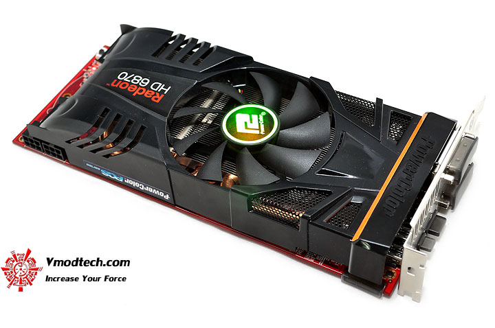 dsc 0007 PowerColor Radeon HD6870 PCS+ 1GB DDR5 Review