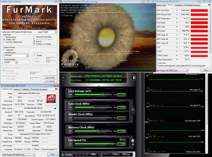 std 940 1100 PowerColor Radeon HD6870 PCS+ 1GB DDR5 Review