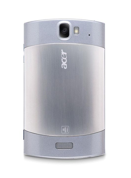liquid silver เอเซอร์ ปล่อย Liquid Metal และ beTouch E140 สมาร์ทโฟนดีไซน์สวย สายพันธุ์แอนดรอยด์ 2.2