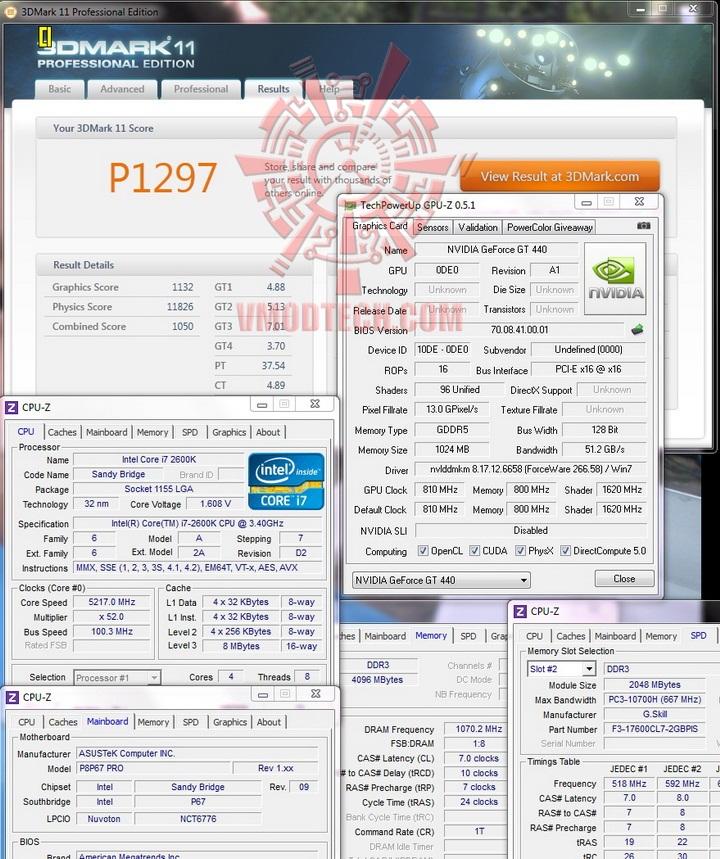 11 Palit GeForce GT 440 1024MB GDDR5
