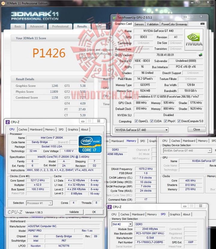 111 Palit GeForce GT 440 1024MB GDDR5