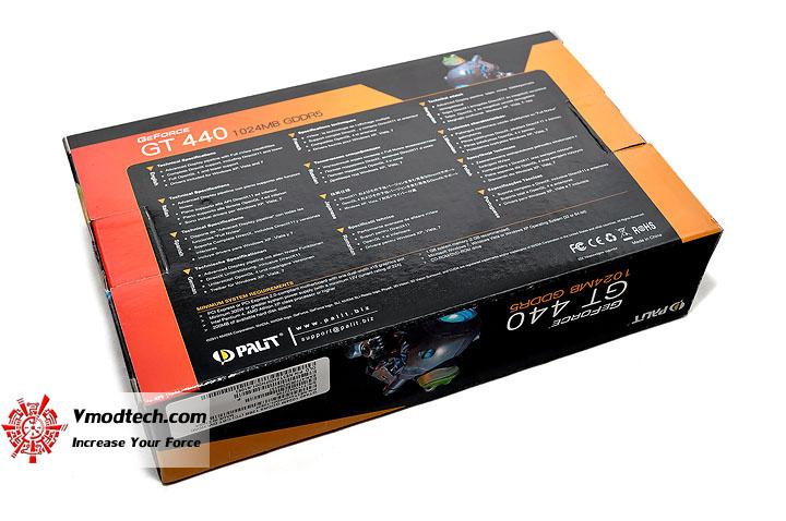 dsc 0002 Palit GeForce GT 440 1024MB GDDR5