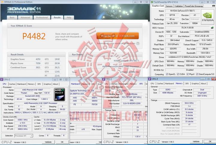 df 900 10503 PaLiT GeForce GTX 560 Ti Sonic 1024MB GDDR5