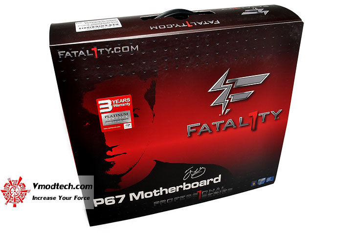 dsc 0001 ASRock Fatal1ty P67 Professional Motherboard Review