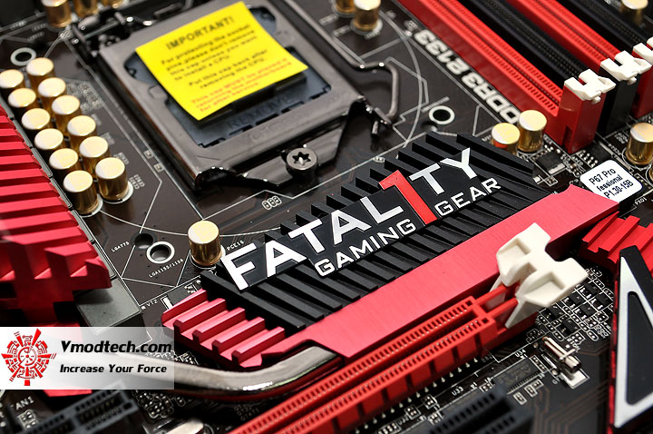 dsc 0013 ASRock Fatal1ty P67 Professional Motherboard Review