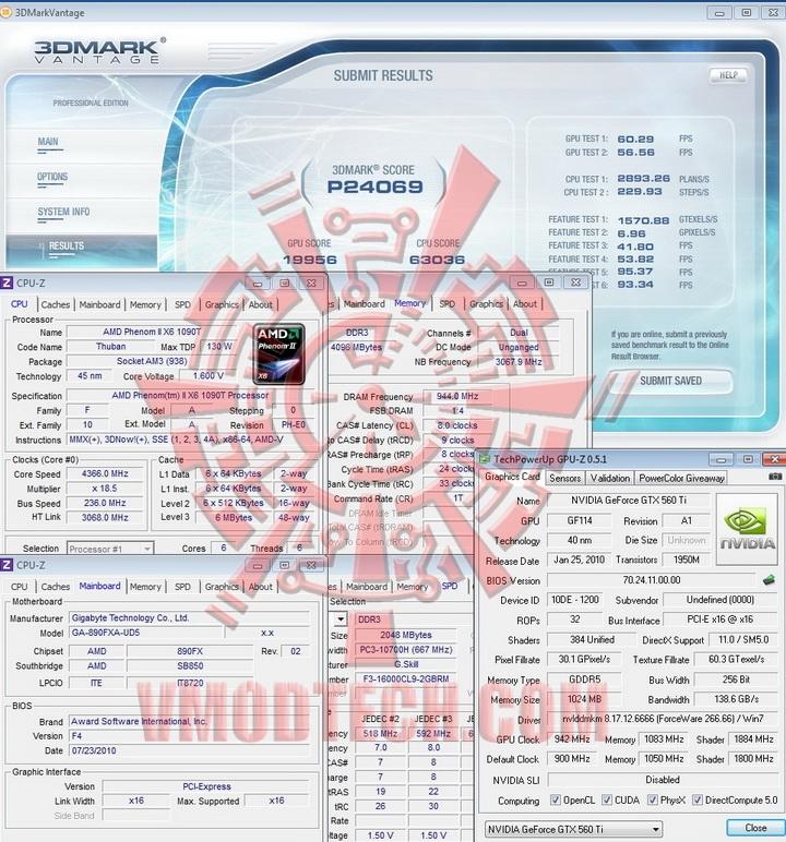 942 1085 PaLiT GeForce GTX 560 Ti Sonic 1024MB GDDR5