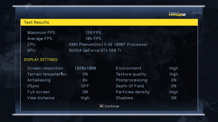 hawx2 dx11 2011 02 08 22 37 06 78 PaLiT GeForce GTX 560 Ti Sonic 1024MB GDDR5