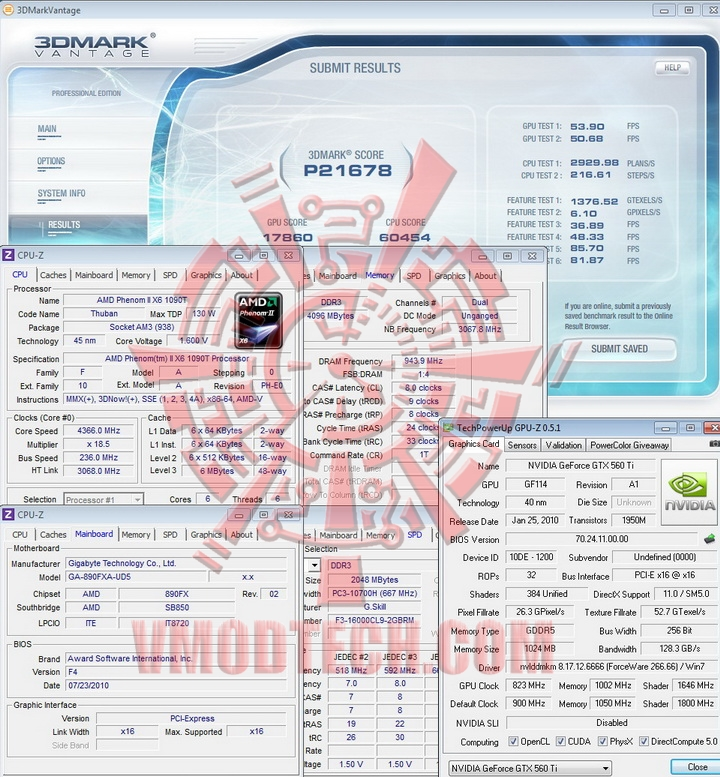 st 823 10022 PaLiT GeForce GTX 560 Ti Sonic 1024MB GDDR5