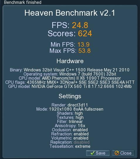 unigine 2011 02 07 21 48 16 37 PaLiT GeForce GTX 560 Ti Sonic 1024MB GDDR5