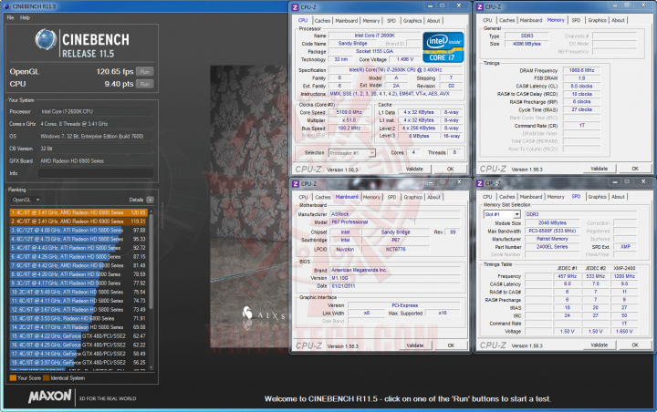 c115 3 720x452 ASRock Fatal1ty P67 Professional Motherboard Review