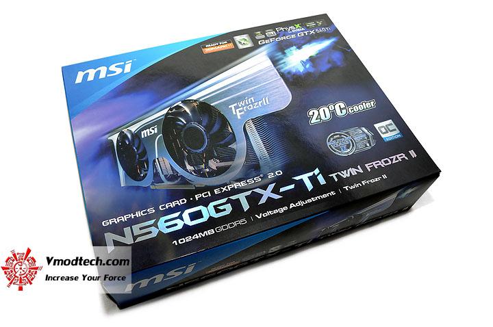 dsc 0020 MSI N560GTX Ti Twin Frozr II