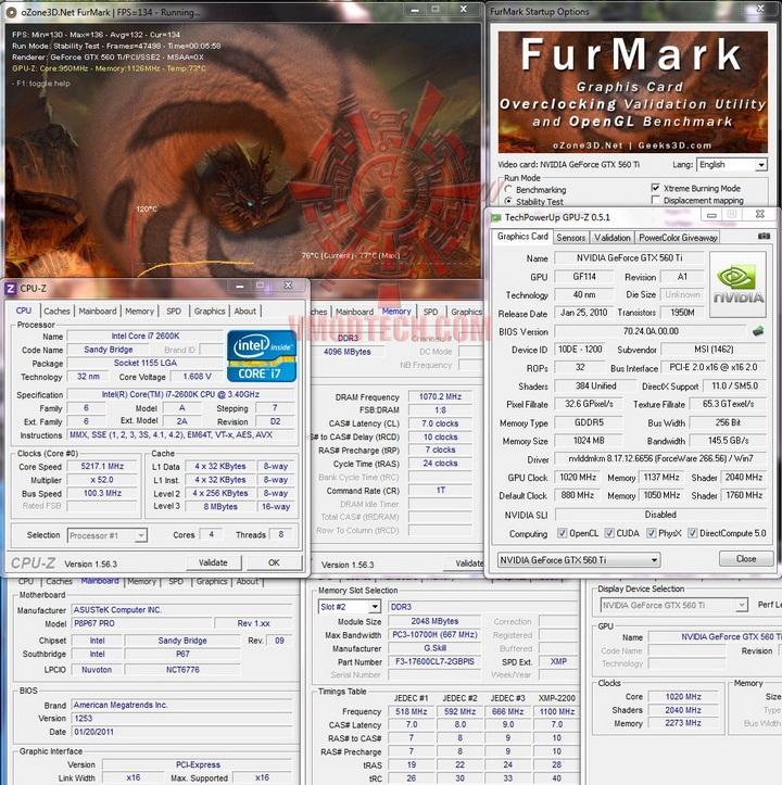 fur8 MSI N560GTX Ti Twin Frozr II