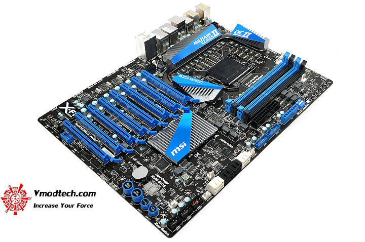 dsc 0001 MSI BIG BANG P67 MARSHAL Motherboard Review