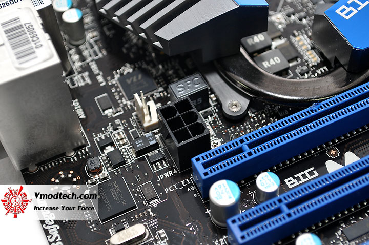 dsc 0036 MSI BIG BANG P67 MARSHAL Motherboard Review