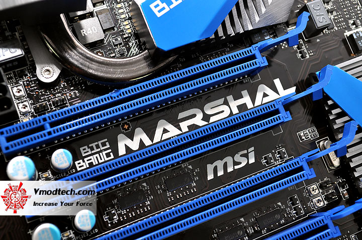 dsc 0054 MSI BIG BANG P67 MARSHAL Motherboard Review