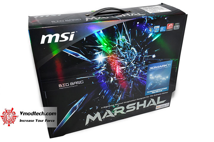 dsc 0107 MSI BIG BANG P67 MARSHAL Motherboard Review