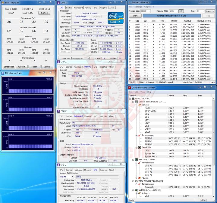 linx 2 720x676 MSI BIG BANG P67 MARSHAL Motherboard Review