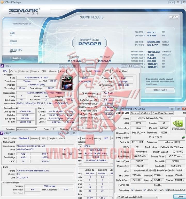 750 9751 PaLiT GeForce GTX 570 Sonic 1280MB GDDR5