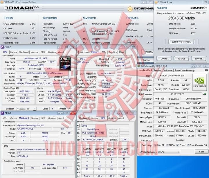 920 11001 PaLiT GeForce GTX 570 Sonic 1280MB GDDR5