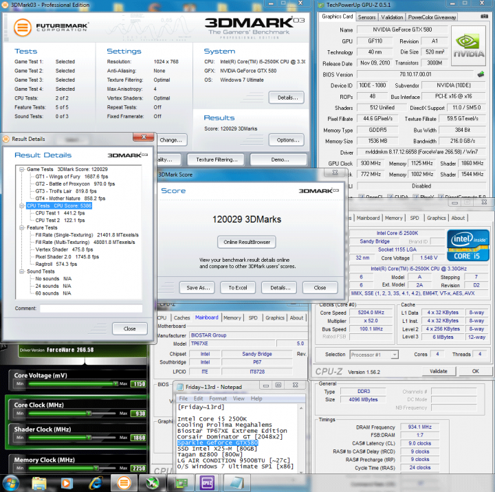 930 1125 1150mv 52 3d2k3 120029 720x716 SPARKLE GeForce GTX580 : Review