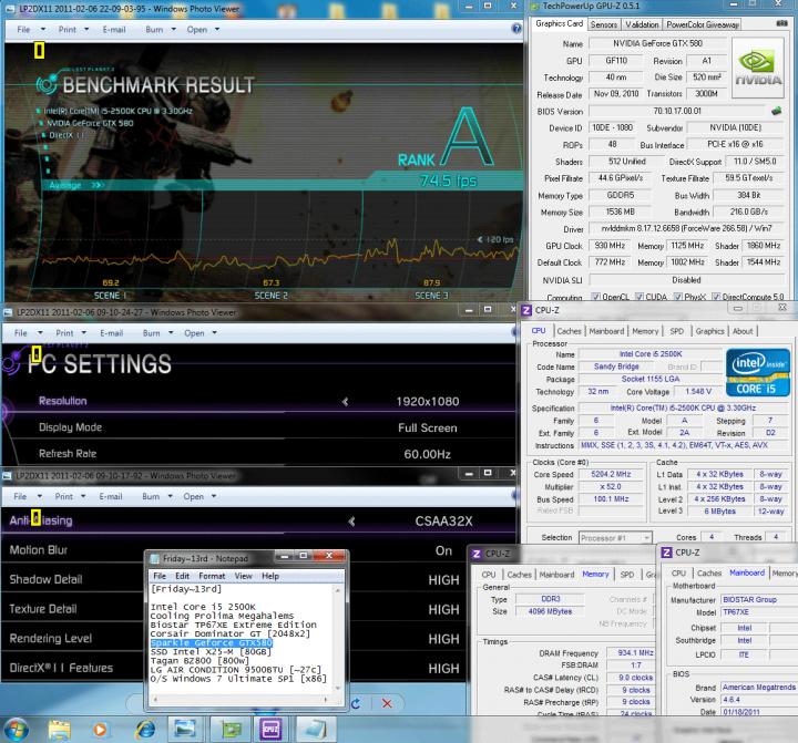 930 1125 1150mv 52 dx11 lp2 745 720x671 SPARKLE GeForce GTX580 : Review