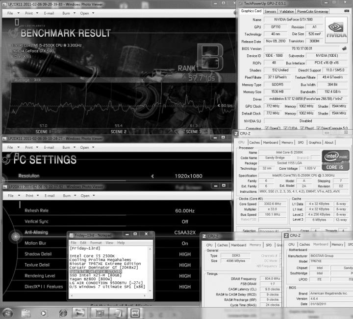 default dx11 lp2 577 720x652 SPARKLE GeForce GTX580 : Review