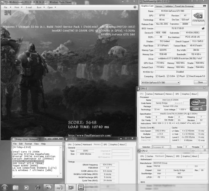 default dx9 ffxiv 5648 720x658 SPARKLE GeForce GTX580 : Review