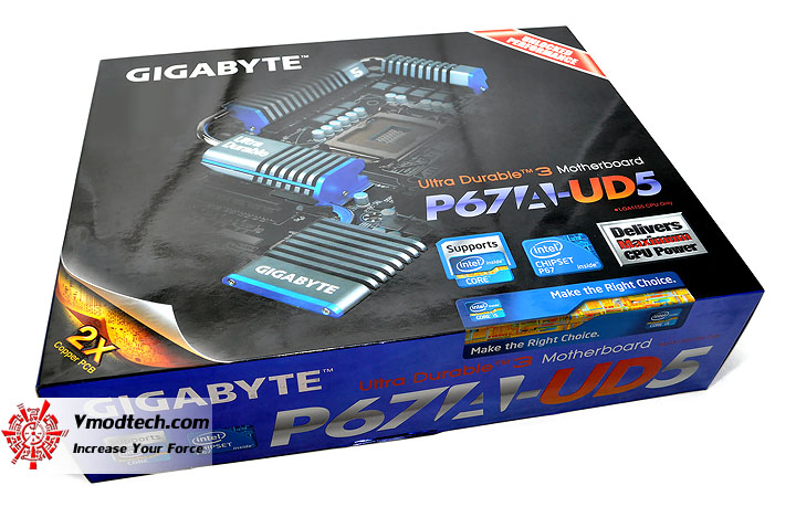dsc 0001 GIGABYTE P67A UD5 Motherboard Review