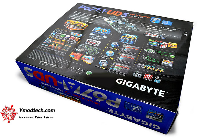 dsc 0002 GIGABYTE P67A UD5 Motherboard Review