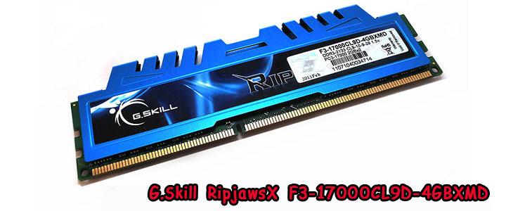 untitled 1 G.Skill RipjawsX F3 17000CL9D 4GBXMD