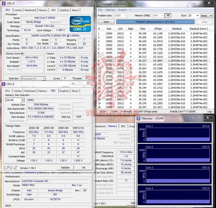 linx finish G.Skill RipjawsX F3 17000CL9D 4GBXMD