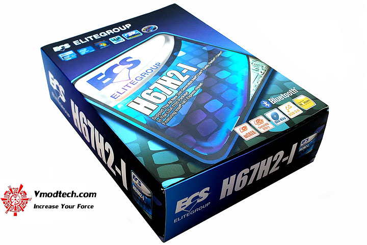 dsc 0310 ECS H67H2 I Mini ITX Motherboard Review