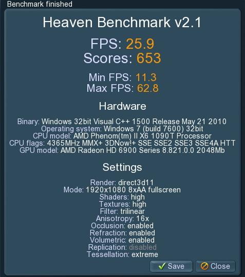 unigine 2011 02 20 22 02 46 05 ASUS Radeon HD6970 2GB DDR5 Review