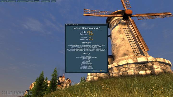 unigine 2011 02 20 22 02 55 79 ASUS Radeon HD6970 2GB DDR5 Review