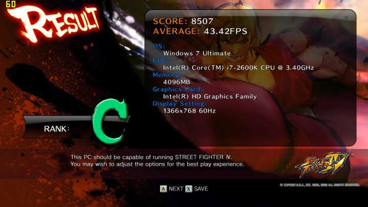 streetfighteriv benchmark 2011 02 22 20 12 14 91 720x405 ECS H67H2 I Mini ITX Motherboard Review