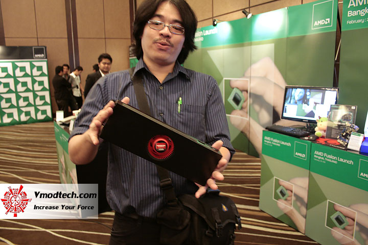 "d18 AMD ""Fusion Launch in Thailand"""