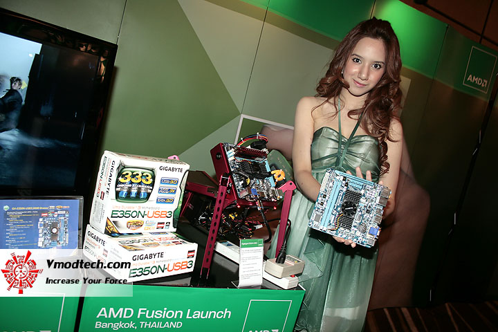 "d3 AMD ""Fusion Launch in Thailand"""