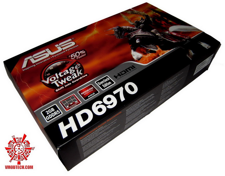 img 0008 ASUS Radeon HD6970 2GB DDR5 Review