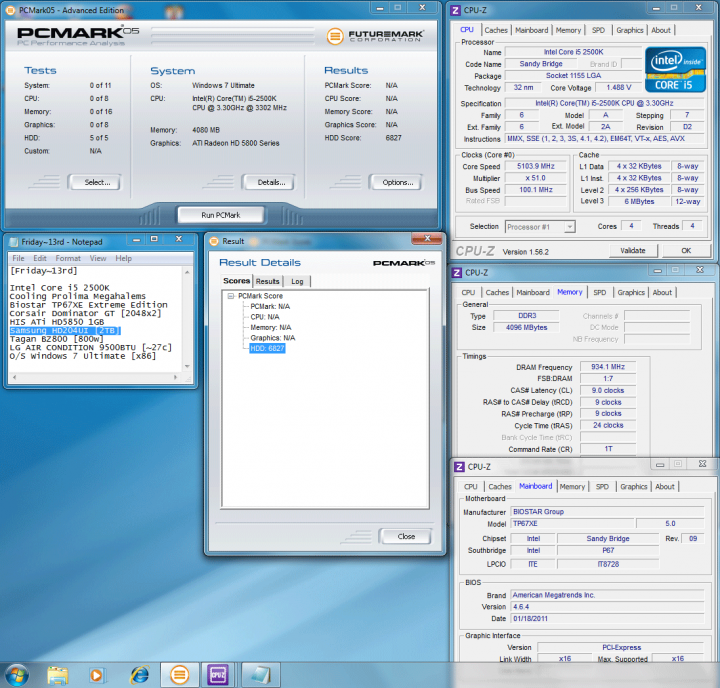 15 2tb pcmark05 6827 720x688 Samsung SpinPoint F4EG HD204UI [2TB] : Review