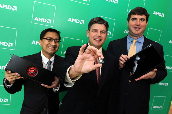 """anp 2092 l AMD """"Fusion Launch in Thailand"""""""
