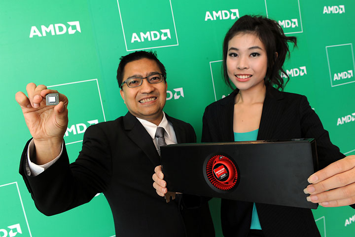 """anp 2149 l AMD """"Fusion Launch in Thailand"""""""