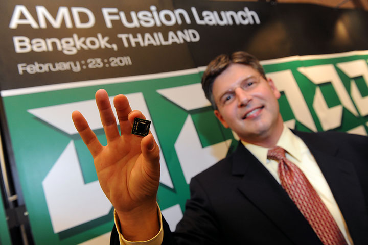 """anp 2301 l AMD """"Fusion Launch in Thailand"""""""