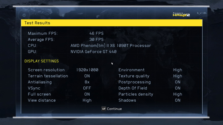 hawx2 dx11 2011 02 23 23 27 06 14 ASUS Geforce GT440 1GB GDDR5 Review