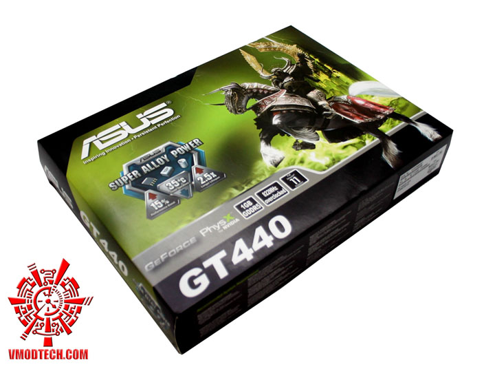 img 0273 ASUS Geforce GT440 1GB GDDR5 Review